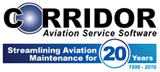 CORRIDOR Aviation Service Software